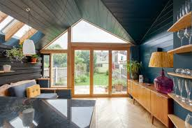 how to add a timber frame extension