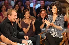 "Host Julie Chen congratulates Adam Jasinski the winner of the ""Big... News  Photo - Getty Images"