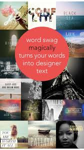 how to word swag cool fonts typography generator