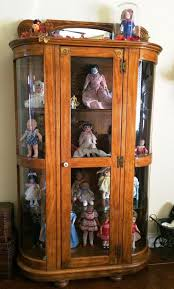 doll glass cabinet projecthamad