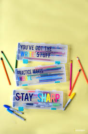 colorful pencil boxes inspiring quotes sisters what