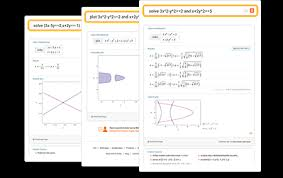 equation solver wolfram alpha