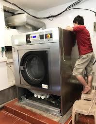 Sửa chữa mạch máy giặt công nghiệp