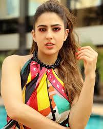 "Adrian Jacobs on Instagram: ""Redeye day @saraalikhan95 #loveaajkal makeup  assistant @kunwarkavye … in 2020   Indian celebrities, Bollywood fashion,  Indian bollywood actress"