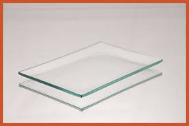 fantastic clear glass rectangle plate