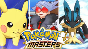 Pokemon Masters - Full Game (F2P Main Story) - YouTube