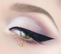 pink eyeshadow is a soft and feminine