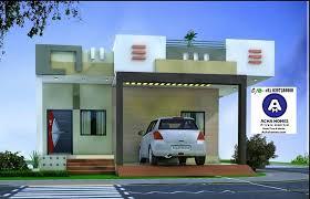 2 bhk modern home design india 800 sq