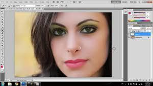 photo cs5 makeup skin retouch
