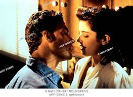 Jean-Claude Van Damme & Cynthia Gibb Characters: Louis Burke ...