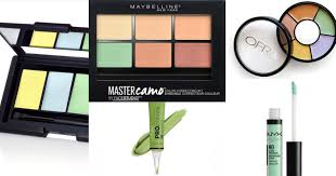 green concealers for your makeup kit