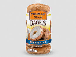 bagels nutrition facts eat this much