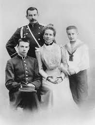 Dmitri Pavlovich & Felix Yusupov | romanovfamilyalbum