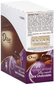 dove silky smooth roasted almond dark