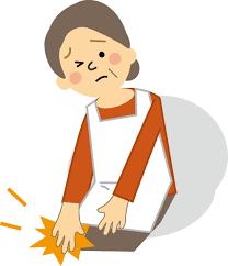 「膝痛 イラスト」の画像検索結果