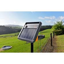 S100 Solar Fence Energizer Solar Energizers Power Electric Fencing Animal Management Animal Management Us B2c Site