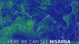 Where to check Nisarga cyclone live ...