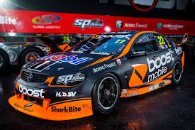 James Courtney switches colours for ...