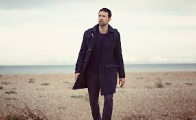 Adam Rayner by John Lindquist for Mr Porter   The Fashionisto