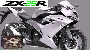 kawasaki ninja zx25r launch in