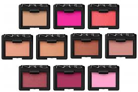 nars spring 2020 blushes beauty