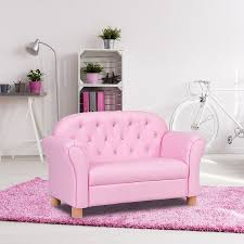 Shop Gymax Kids Sofa Princess Armrest Chair Lounge Couch Loveseat Children Toddler Gift Overstock 22704682