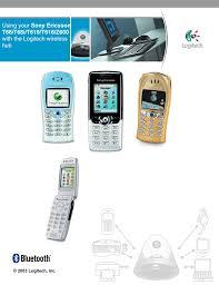 Ericsson T68 User guide