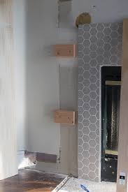 fireplace makeover how to build a