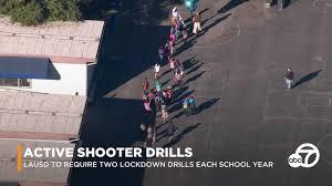 school lockdown drills ...