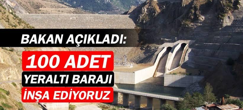 yeraltı baraj nedir? sanalsantiye.com