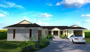 259 m2 5 bedrooms u shaped house plan 5