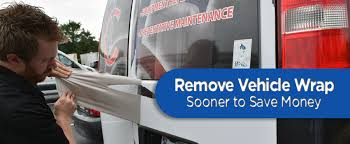 Remove Vehicle Wrap Sooner To Save Money Tier One Graphics