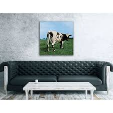 Atom Heart Mother Canvas Wall Art Shop The Pink Floyd Official Store