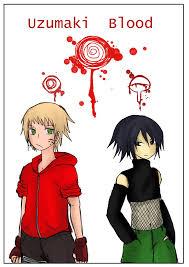 Uzumaki Blood Naruto AU