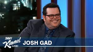 Josh Gad on Charlize Theron, Frozen 2 & Angry Birds 2 - YouTube