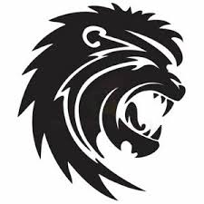 Roaring Lion Showing Teeth Car Truck Boat Rv Decal Window Sticker Window Decal Ebay
