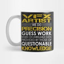 vfx artist we do precision guess work