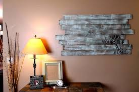 Repurposed Fence Post Wall Art Reclaimed Wood Wall Art Carved Wood Wall Decor Wooden Wall Hangings