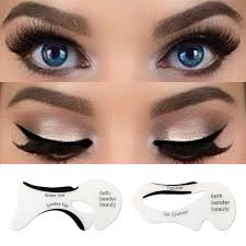 whole template for eyebrows