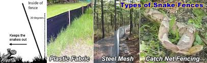 Exclusion Barrier Keep Animals Out Landscaping With Rocks Garden Fencing Types Of Snake