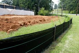 Different Types Of Silt Control Fencing Options Winfab