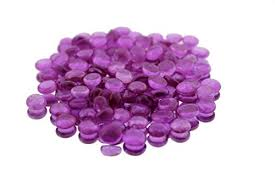 marbles vase filler glass gems