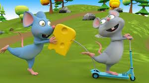 Con Chuột Nhắt - Nhạc Thiếu Nhi hoạt hình con chuột - YouTube