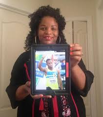 It was just pure happiness': Akeem Haynes' mom breaks TV after son ...