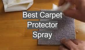 top 5 best carpet protector sprays