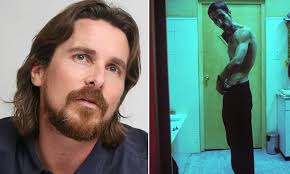 Christian Bale droped 60lbs for 'The ...