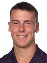Paul Carey - 2018-19 - Men's Golf - Holy Cross Athletics