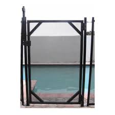 Gli Inground Removable Pool Safety Fence Gate Kit And Latch Pool Supplies Canada