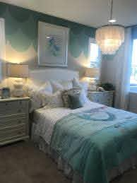 Mermaid Inspired Room Mermaid Room Decor Ocean Room Decor Mermaid Decor Bedroom