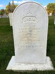 Lydia Morse Hibbard Ash (1804-1880) - Find A Grave Memorial